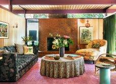Εκτυφλωτικά χρώματα, πάντρεμα μοτίβων από μια εντυπωσιακή κατοικία της Καλιφόρνιας - Φωτογραφίες για δημιουργική σκέψη - Κυρίως Φωτογραφία - Gallery - Video