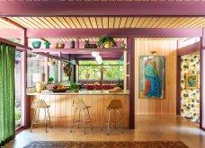 Εκτυφλωτικά χρώματα, πάντρεμα μοτίβων από μια εντυπωσιακή κατοικία της Καλιφόρνιας - Φωτογραφίες για δημιουργική σκέψη - Κυρίως Φωτογραφία - Gallery - Video 5