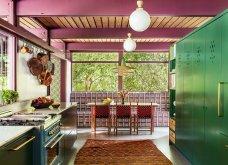 Εκτυφλωτικά χρώματα, πάντρεμα μοτίβων από μια εντυπωσιακή κατοικία της Καλιφόρνιας - Φωτογραφίες για δημιουργική σκέψη - Κυρίως Φωτογραφία - Gallery - Video 7