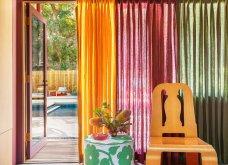 Εκτυφλωτικά χρώματα, πάντρεμα μοτίβων από μια εντυπωσιακή κατοικία της Καλιφόρνιας - Φωτογραφίες για δημιουργική σκέψη - Κυρίως Φωτογραφία - Gallery - Video 9