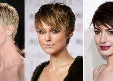 Μοντέρνα χτενίσματα & κουρέματα για αγορέ μαλλιά - Τα επιλέγουν οι celebrities! Φώτο - Κυρίως Φωτογραφία - Gallery - Video 2