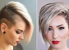 Μοντέρνα χτενίσματα & κουρέματα για αγορέ μαλλιά - Τα επιλέγουν οι celebrities! Φώτο - Κυρίως Φωτογραφία - Gallery - Video 3