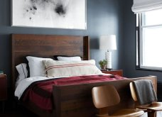 """22 εκθαμβωτικά όμορφες """"cozy"""" & κομψότατες κρεβατοκάμαρες σε ζεστούς σκούρους τόνους - Για ύπνο γλυκό & ελαφρύ (φώτο) - Κυρίως Φωτογραφία - Gallery - Video 6"""