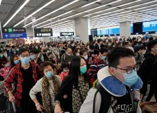 44 φωτογραφίες από την Κίνα & τον θανατηφόροκοροναϊό που έβαλε σε καραντίνα εκατομμύρια ανθρώπους - Κυρίως Φωτογραφία - Gallery - Video 5
