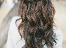 Εντυπωσιακά μαλλιά: 28 ιδέες για ρομαντικό χτένισμα - Κότσο, πλεξούδες ή ανάλαφρα; Φώτο - Κυρίως Φωτογραφία - Gallery - Video 6