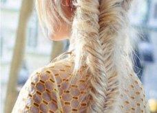 Εντυπωσιακά μαλλιά: 28 ιδέες για ρομαντικό χτένισμα - Κότσο, πλεξούδες ή ανάλαφρα; Φώτο - Κυρίως Φωτογραφία - Gallery - Video 7