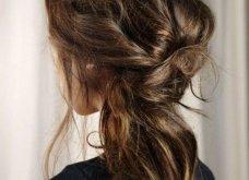 Εντυπωσιακά μαλλιά: 28 ιδέες για ρομαντικό χτένισμα - Κότσο, πλεξούδες ή ανάλαφρα; Φώτο - Κυρίως Φωτογραφία - Gallery - Video 13
