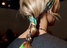 Εντυπωσιακά μαλλιά: 28 ιδέες για ρομαντικό χτένισμα - Κότσο, πλεξούδες ή ανάλαφρα; Φώτο - Κυρίως Φωτογραφία - Gallery - Video 14