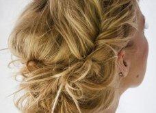 Εντυπωσιακά μαλλιά: 28 ιδέες για ρομαντικό χτένισμα - Κότσο, πλεξούδες ή ανάλαφρα; Φώτο - Κυρίως Φωτογραφία - Gallery - Video 22