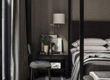 """22 εκθαμβωτικά όμορφες """"cozy"""" & κομψότατες κρεβατοκάμαρες σε ζεστούς σκούρους τόνους - Για ύπνο γλυκό & ελαφρύ (φώτο) - Κυρίως Φωτογραφία - Gallery - Video 15"""