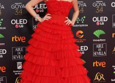 "Goya Awards: Η Πενέλοπε Κρουζ - Fashion Queen - με συγκλονιστική Ralph & Russo τουαλέτα - Όλες οι εμφανίσεις στο ""κόκκινο χαλί"" (φώτο)  - Κυρίως Φωτογραφία - Gallery - Video 21"