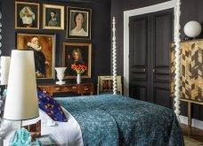"""22 εκθαμβωτικά όμορφες """"cozy"""" & κομψότατες κρεβατοκάμαρες σε ζεστούς σκούρους τόνους - Για ύπνο γλυκό & ελαφρύ (φώτο) - Κυρίως Φωτογραφία - Gallery - Video 18"""