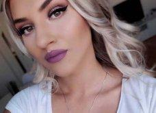 Μακιγιάζ με μωβ κραγιόν: 18 εκπληκτικές ιδέες για make up με σωστές αποχρώσεις - Φώτο  - Κυρίως Φωτογραφία - Gallery - Video 3