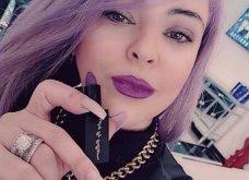 Μακιγιάζ με μωβ κραγιόν: 18 εκπληκτικές ιδέες για make up με σωστές αποχρώσεις - Φώτο  - Κυρίως Φωτογραφία - Gallery - Video 7
