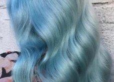 Blue black & γαλάζια μαλλιά: 30 εντυπωσιακές προτάσεις για το πιο δημοφιλές χρώμα της χρονιάς - Φώτο - Κυρίως Φωτογραφία - Gallery - Video 13