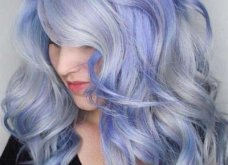 Blue black & γαλάζια μαλλιά: 30 εντυπωσιακές προτάσεις για το πιο δημοφιλές χρώμα της χρονιάς - Φώτο - Κυρίως Φωτογραφία - Gallery - Video 16