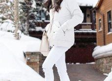 Θέλετε να πάτε εκδρομή στα χιόνια; Ιδού 26 chic ιδέες για να είστε κομψές και στο κρύο - Φώτο - Κυρίως Φωτογραφία - Gallery - Video 7