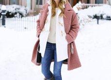 Θέλετε να πάτε εκδρομή στα χιόνια; Ιδού 26 chic ιδέες για να είστε κομψές και στο κρύο - Φώτο - Κυρίως Φωτογραφία - Gallery - Video 8