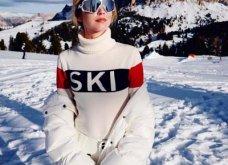 Θέλετε να πάτε εκδρομή στα χιόνια; Ιδού 26 chic ιδέες για να είστε κομψές και στο κρύο - Φώτο - Κυρίως Φωτογραφία - Gallery - Video 9