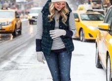 Θέλετε να πάτε εκδρομή στα χιόνια; Ιδού 26 chic ιδέες για να είστε κομψές και στο κρύο - Φώτο - Κυρίως Φωτογραφία - Gallery - Video 10