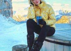 Θέλετε να πάτε εκδρομή στα χιόνια; Ιδού 26 chic ιδέες για να είστε κομψές και στο κρύο - Φώτο - Κυρίως Φωτογραφία - Gallery - Video 18
