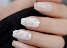 "Ballerina nails: 48 ""ονειρεμένα"" σχέδια για το πιο εκθαμβωτικό μανικιούρ για τον Φεβρουάριο! Φώτο      - Κυρίως Φωτογραφία - Gallery - Video 9"