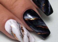 "Ballerina nails: 48 ""ονειρεμένα"" σχέδια για το πιο εκθαμβωτικό μανικιούρ για τον Φεβρουάριο! Φώτο      - Κυρίως Φωτογραφία - Gallery - Video 15"