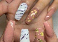 "Ballerina nails: 48 ""ονειρεμένα"" σχέδια για το πιο εκθαμβωτικό μανικιούρ για τον Φεβρουάριο! Φώτο      - Κυρίως Φωτογραφία - Gallery - Video 16"