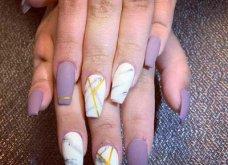 "Ballerina nails: 48 ""ονειρεμένα"" σχέδια για το πιο εκθαμβωτικό μανικιούρ για τον Φεβρουάριο! Φώτο      - Κυρίως Φωτογραφία - Gallery - Video 17"