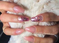 "Ballerina nails: 48 ""ονειρεμένα"" σχέδια για το πιο εκθαμβωτικό μανικιούρ για τον Φεβρουάριο! Φώτο      - Κυρίως Φωτογραφία - Gallery - Video 25"