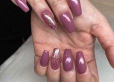 "Ballerina nails: 48 ""ονειρεμένα"" σχέδια για το πιο εκθαμβωτικό μανικιούρ για τον Φεβρουάριο! Φώτο      - Κυρίως Φωτογραφία - Gallery - Video 28"