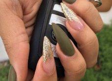 Νύχια στιλέτο: 43 εντυπωσιακά σχέδια για το πιο εκπληκτικό μανικιούρ - Φώτο - Κυρίως Φωτογραφία - Gallery - Video 32