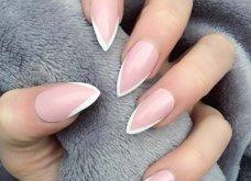 Νύχια στιλέτο: 43 εντυπωσιακά σχέδια για το πιο εκπληκτικό μανικιούρ - Φώτο - Κυρίως Φωτογραφία - Gallery - Video 36