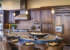 22 φαντασμαγορικές ιδέες για ξύλινες κουζίνες - Φωτεινές, chic & αρχοντικές - Φώτο - Κυρίως Φωτογραφία - Gallery - Video 10