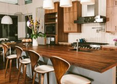 22 φαντασμαγορικές ιδέες για ξύλινες κουζίνες - Φωτεινές, chic & αρχοντικές - Φώτο - Κυρίως Φωτογραφία - Gallery - Video 11