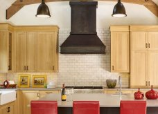 22 φαντασμαγορικές ιδέες για ξύλινες κουζίνες - Φωτεινές, chic & αρχοντικές - Φώτο - Κυρίως Φωτογραφία - Gallery - Video 8