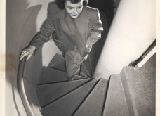 Vintage pics που εκπλήσσουν: Επιβάτες στην πρώτη θέση Boeing του 1947 – Κουβερτούλα, περιοδικό & πλένουν δοντάκια - Κυρίως Φωτογραφία - Gallery - Video 2