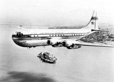 Vintage pics που εκπλήσσουν: Επιβάτες στην πρώτη θέση Boeing του 1947 – Κουβερτούλα, περιοδικό & πλένουν δοντάκια - Κυρίως Φωτογραφία - Gallery - Video 5