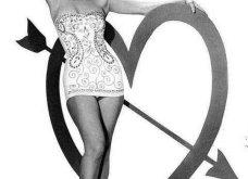 H Μarilyn Monroe ποζάρει για την Ημέρα του Αγίου Βαλεντίνου  - Vintage ωραίες φωτό με θέμα We're not Μarried - Κυρίως Φωτογραφία - Gallery - Video 7