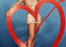 H Μarilyn Monroe ποζάρει για την Ημέρα του Αγίου Βαλεντίνου  - Vintage ωραίες φωτό με θέμα We're not Μarried - Κυρίως Φωτογραφία - Gallery - Video 2