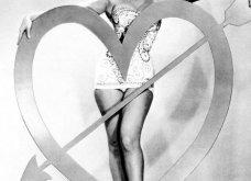 H Μarilyn Monroe ποζάρει για την Ημέρα του Αγίου Βαλεντίνου  - Vintage ωραίες φωτό με θέμα We're not Μarried - Κυρίως Φωτογραφία - Gallery - Video 3