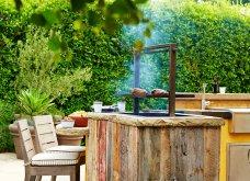Αυτές οι 15 εντυπωσιακές κουζίνες σε εξωτερικό χώρο θα σας ενθουσιάσουν - Δεν θα ξανά μαγειρέψετε μέσα (φωτό)  - Κυρίως Φωτογραφία - Gallery - Video