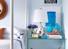 25 μοναδικοί τρόποι για να φωτίσετε την κρεβατοκάμαρά σας - Δοκιμάστε κηροπήγια & περίεργα λαμπατέρ  - Κυρίως Φωτογραφία - Gallery - Video 11