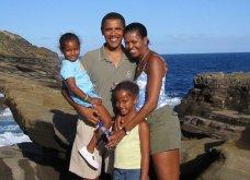 «Χρόνια πολλά στον αγαπημένο μου τύπο»: Η τρυφερή throwback φωτογραφία της Μισέλ Ομπάμα για τα γενέθλια του Μπαράκ - Κυρίως Φωτογραφία - Gallery - Video