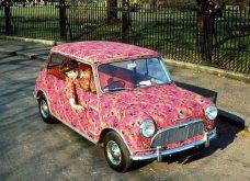 20 απίθανες vintage φωτογραφίες με τα θρυλικά Mini Cooper - Ιδιοκτήτες ο πρίγκιπας Κάρολος, ο Paul McCartney, η Twiggy - Κυρίως Φωτογραφία - Gallery - Video