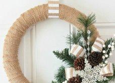 Χριστουγεννιάτικες προτάσεις διακόσμησης που θα σας βάλουν σε γιορτινό κλίμα - Πάρτε ιδέες (φωτό)  - Κυρίως Φωτογραφία - Gallery - Video 3