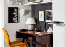 Μικρό στο μέγεθος - μεγάλο στο στυλ: Ένα νεοϋορκέζικο διαμέρισμα σας δίνει ιδέες για να μετατρέψετε το μικρό σας σπίτι σε σύμβολο αισθητικής (φώτο) - Κυρίως Φωτογραφία - Gallery - Video 6