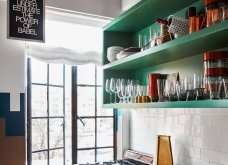 Μικρό στο μέγεθος - μεγάλο στο στυλ: Ένα νεοϋορκέζικο διαμέρισμα σας δίνει ιδέες για να μετατρέψετε το μικρό σας σπίτι σε σύμβολο αισθητικής (φώτο) - Κυρίως Φωτογραφία - Gallery - Video 8