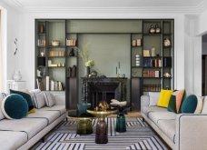 40 εντυπωσιακές ιδέες για να αλλάξει όψη το σαλόνι σας - Γαλλική φινέτσα  & στυλ (φώτο) - Κυρίως Φωτογραφία - Gallery - Video 9