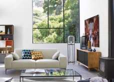 40 εντυπωσιακές ιδέες για να αλλάξει όψη το σαλόνι σας - Γαλλική φινέτσα  & στυλ (φώτο) - Κυρίως Φωτογραφία - Gallery - Video 12